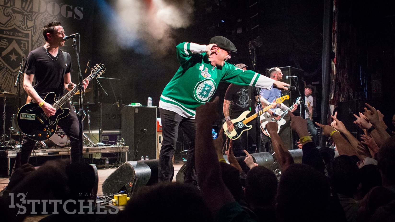 street dogs - house of blues anaheim - 13 stitches magazine