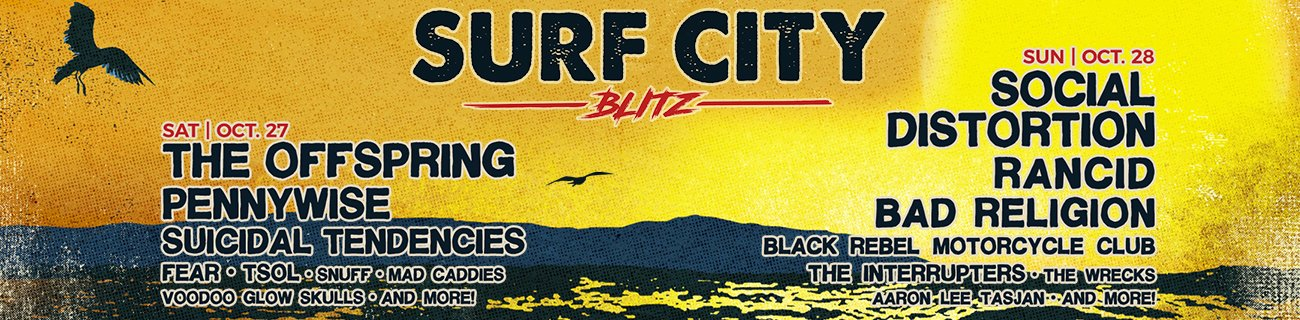 Surf City Blitz 2018
